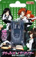 ファインモールドガールズ&パンツァー 戦車USBメモリ シリーズ4号戦車 D型 USBメモリ 1 (発見時-練習試合時)