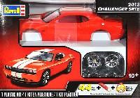 レベルカーモデル2013 ダッジ チャレンジャー SRT8