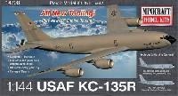 ミニクラフト1/144 軍用機プラスチックモデルキットアメリカ空軍 KC-135R ストラトタンカー