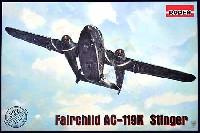 ローデン1/144 エアクラフトフェアチャイルド AC-119K スティンガー ガンシップ