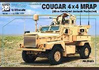 パンダホビー1/35 CLASSICAL SCALE SERIESクーガー 4×4 MRAP