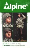 WW2 アメリカ軍 歩兵 (M43ジャケット 冬装)
