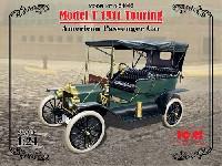 ICM1/24 カーモデルT型 フォード 1910 ツーリング