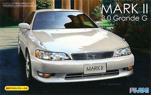 トヨタ マーク 2 3.0 グランデGプラモデル(フジミ1/24 インチアップシリーズNo.118)商品画像