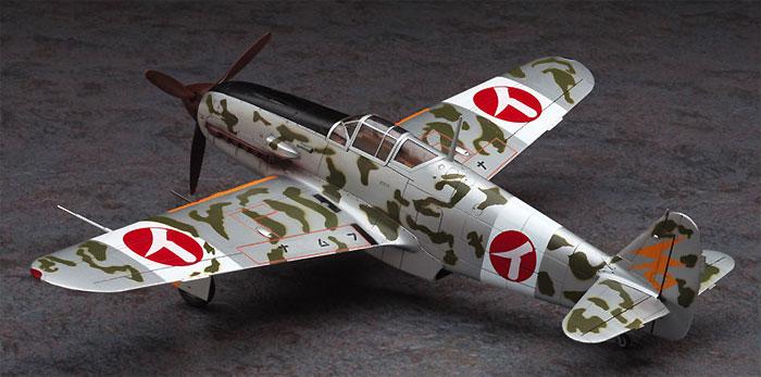 川崎 キ61 三式戦闘機 飛燕 1型 (紫電改のマキ)プラモデル(ハセガワクリエイター ワークス シリーズNo.64718)商品画像_3