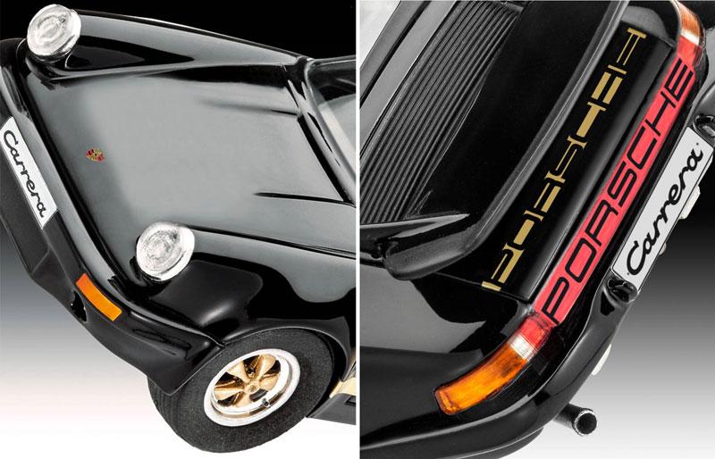 ポルシェ カレラ RS 3.0プラモデル(レベルカーモデルNo.07058)商品画像_1