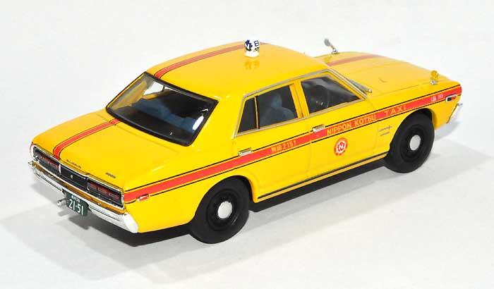 ニッサン セドリック 日本交通タクシー (1973年式)ミニカー(トミーテックトミカリミテッド ヴィンテージ ネオ 43No.LV-N043-010a)商品画像_2