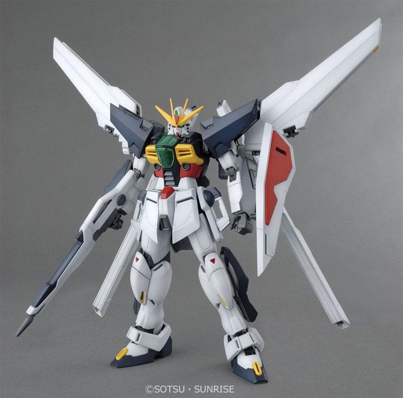 GX-9901-DX ガンダムダブルエックスプラモデル(バンダイMG (マスターグレード)No.0194873)商品画像_1