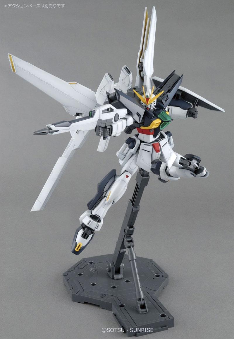 GX-9901-DX ガンダムダブルエックスプラモデル(バンダイMG (マスターグレード)No.0194873)商品画像_2