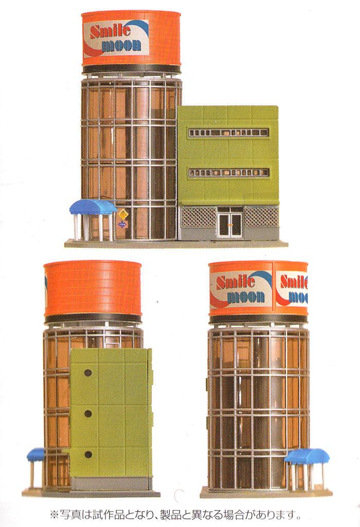 円筒形ビル 2プラモデル(トミーテック建物コレクション (ジオコレ)No.039-2)商品画像_2