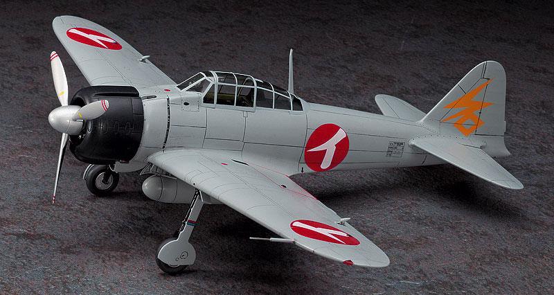 三菱 A6M2b 零式艦上戦闘機 21型 (紫電改のマキ)プラモデル(ハセガワクリエイター ワークス シリーズNo.64719)商品画像_3