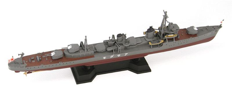 日本海軍 朝潮型駆逐艦 朝雲 (新装備付)プラモデル(ピットロード1/700 スカイウェーブ W シリーズNo.SPW035)商品画像_2