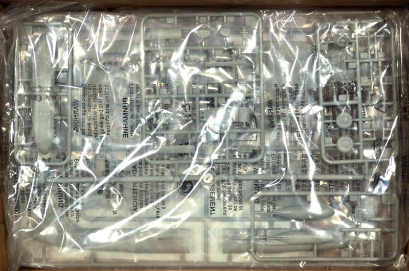 ブロームウントフォス Bv P178 ジェット急降下爆撃機プラモデル(ブロンコモデル1/72 エアクラフト プラモデルNo.GB7001)商品画像_1