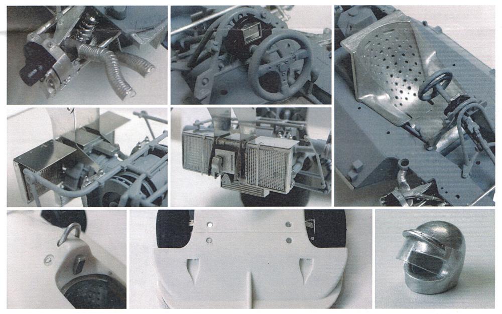 ティレル P34 1977 前期仕様トランスキット(スタジオ27F-1 トランスキットNo.TK2064)商品画像_3