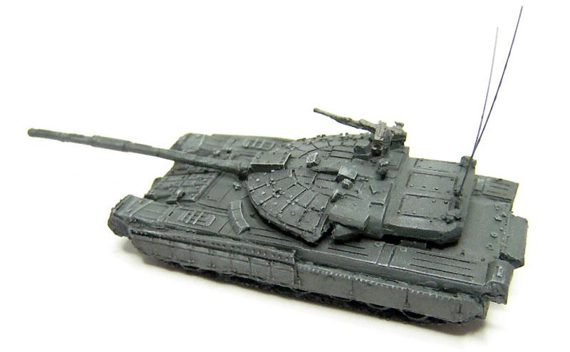 ロシア試作戦車 チョルヌイオリョールレジン(マツオカステン1/144 オリジナルレジンキャストキット (AFV)No.MTUAFV-078)商品画像_2