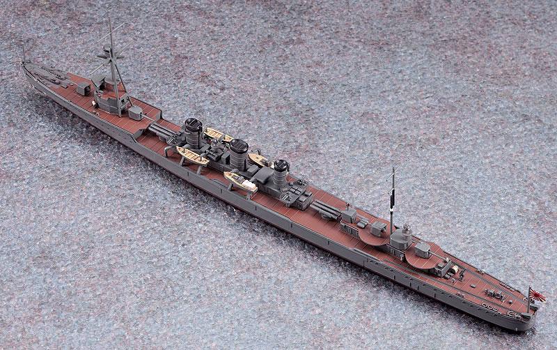 日本軽巡洋艦 天龍プラモデル(ハセガワ1/700 ウォーターラインシリーズNo.357)商品画像_2