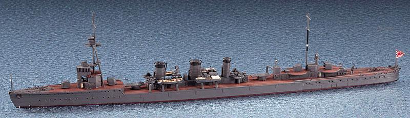 日本軽巡洋艦 龍田プラモデル(ハセガワ1/700 ウォーターラインシリーズNo.358)商品画像_1