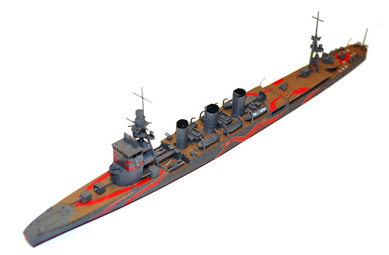 霧の艦隊 軽巡洋艦 ナトリプラモデル(アオシマ蒼き鋼のアルペジオNo.013)商品画像_3