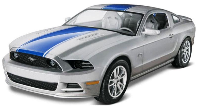2014 マスタング GTプラモデル(レベルカーモデルNo.85-4309)商品画像_3