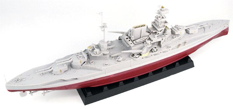 英国海軍 クイーン・エリザベス級 戦艦 マレーヤ 1943プラモデル(ピットロード1/700 スカイウェーブ W シリーズNo.W171)商品画像_3