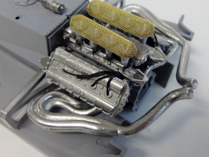 ロータス Type79 1978 エンジンパーツセットメタル(スタジオ27F-1 ディテールアップパーツNo.FP20137)商品画像_4