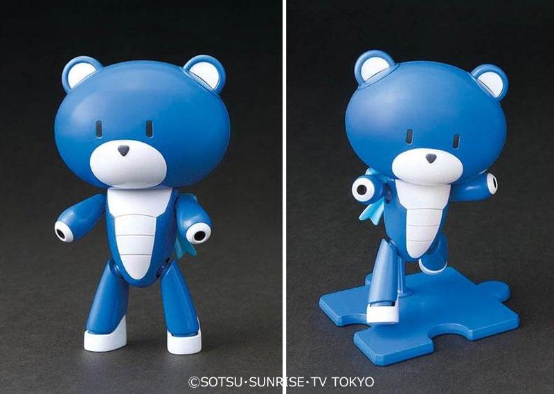 プチッガイ ライトニングブループラモデル(バンダイHG プチッガイNo.002)商品画像_2