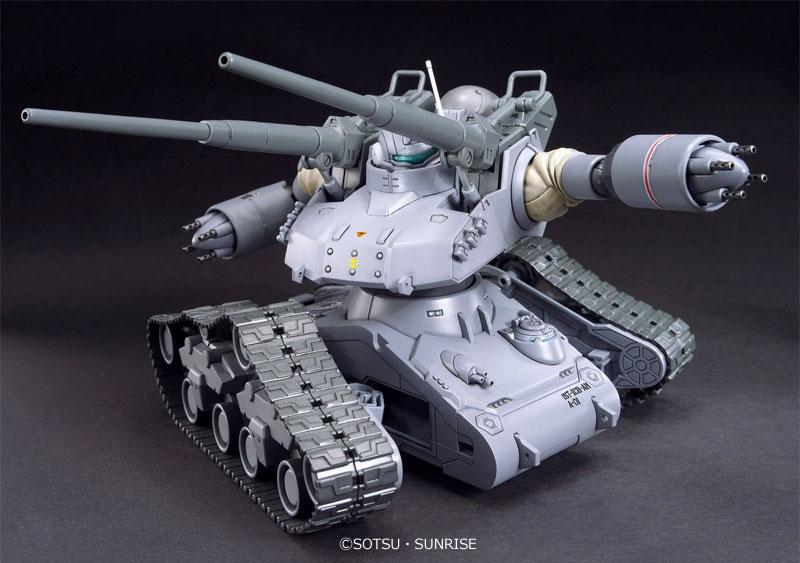 ガンタンク 初期型プラモデル(バンダイHG ジ・オリジンNo.002)商品画像_2