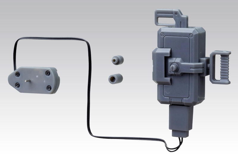 外部ジェネレータープラモデル(コトブキヤギミックユニットNo.MG001)商品画像_1