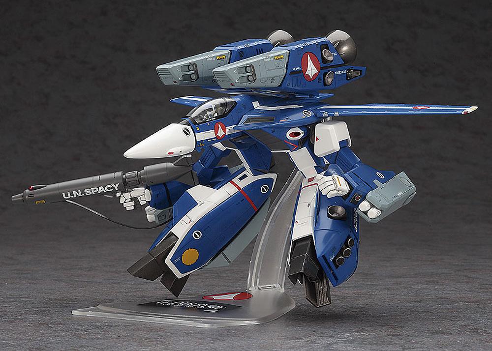 VF-1J スーパー ガウォーク バルキリー マックス/ミリアプラモデル(ハセガワ1/72 マクロスシリーズNo.65829)商品画像_2