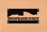 モノポスト1/20 オリジナルレジンキットメルセデス F1 W05 ハイブリッド ワールドチャンピオン 2014