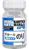 モデルカステンモデルカステン マテリアルデカールのり (濃縮タイプ)