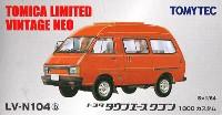 トミーテックトミカリミテッド ヴィンテージ ネオトヨタ タウンエース ワゴン 1800 カスタム (赤)