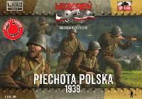 ポーランド歩兵 1939