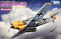 メッサーシュミット Bf109E-4B