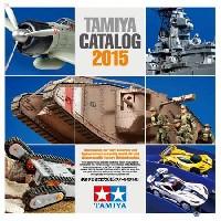 タミヤタミヤ カタログタミヤカタログ 2015 (スケールモデル版)
