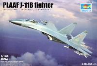 中国空軍 J-11B 多用途戦闘機