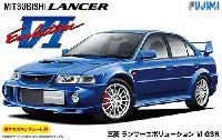 フジミ1/24 インチアップシリーズ三菱 ランサー エボリューション 6 GSR