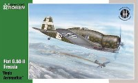 フィアット G.50-2 フレッチア イタリア空軍