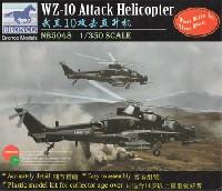 中国 WZ-10 対戦車ヘリコプター
