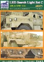 ブロンコモデル1/35 AFV アクセサリー シリーズ米車両用 LEDサーチライト C