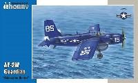 スペシャルホビー1/48 エアクラフト プラモデルグラマン AF-2W ハンター ガーディアン 対潜哨戒機