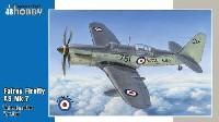 スペシャルホビー1/48 エアクラフト プラモデルフェアリー ファイアフライ AS Mk.7 対潜哨戒型