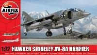 エアフィックス1/72 ミリタリーエアクラフトホーカーシドレー AV-8A ハリアー