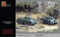 ペガサスホビー1/72 ミリタリーミュージアムソビエト 軽戦車 BT-7 (2両セット)