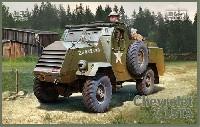 シボレー C15TA 装甲4輪トラック