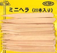 ミニヘラ (20本入り)