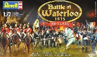 レベル1/72 ミリタリーワーテルローの戦い 1815 200周年記念セット