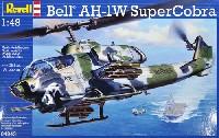 レベル1/48 飛行機モデルAH-1W スーパーコブラ