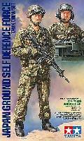 タミヤ1/16 ワールドフィギュアシリーズ陸上自衛隊 戦車乗員セット