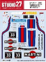 メルセデス SLS GT3 MARTINI #33 ザンフォールト 24時間 2014 Winner